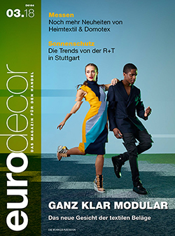Eurodecor - Ausgabe 03/2018