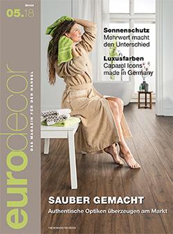 Eurodecor - Ausgabe 05/2018