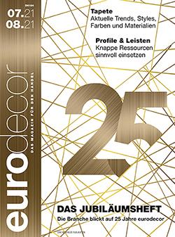 Eurodecor - Ausgabe 08/2021