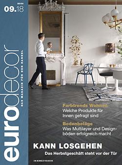 Eurodecor - Ausgabe 09/2018
