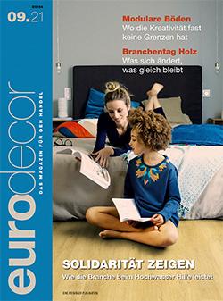 Eurodecor - Ausgabe 09/2021