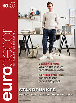 Eurodecor - Ausgabe 10/2020