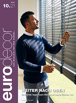 Eurodecor - Ausgabe 10/2021