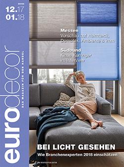 Eurodecor - Ausgabe 12/2017 - 01/2018