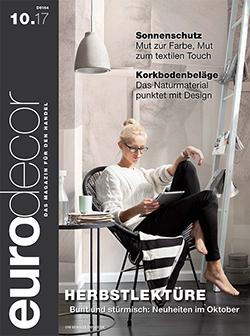 Eurodecor - Ausgabe 10/2017