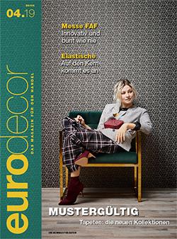 Eurodecor - Ausgabe 04/2019