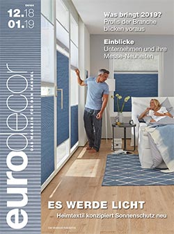Eurodecor - Ausgabe 12/2018