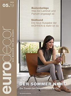 Eurodecor - Ausgabe 05/2019