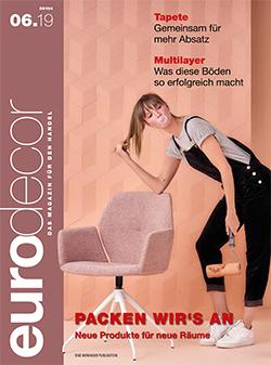 Eurodecor - Ausgabe 06/2019
