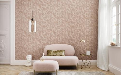 Die Kollektion Elle Decoration vereint sieben ausdrucksstarke Dessins mit dem Anspruch, Inspiration für ein stilvolles Zuhause zu bieten.