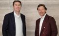 Christiaan Roetgering (links), Eigentümer und CEO von Coulisse, und Jerome Gackel, CEO von Eve Systems, haben für die Motoren zusammengearbeitet.