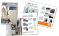 Die Sikkens Broschüre erklärt anhand vieler Bildbeispiele und Grafiken die Eigenschaften des Teams Rezisto und die Vorteile für den Anwender.