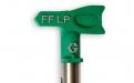 Sikkens empfiehlt für die Airless-Lacke Rubbol BL Easy Spray und Rubbol BL Rezisto Spray die Niederdruck-Airless-Düsen FF/FFLP 410 oder 510.
