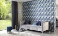 """Die Elle Decoration Tapetenkollektion von Erismann bietet Tapeten auf höchstem technischen Niveau. """"Mit dieser Design-Kooperation treffen über 180 Jahre deutsche Tapetentradition auf ein unübertroffenes Gespür für exklusive und richtungsweisende Stilwelten"""", heißt es dazu von dem Hersteller aus Breisach."""