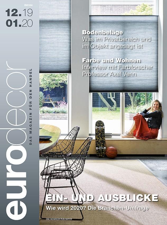 Eurodecor - Ausgabe 12/2020 - 01/2021